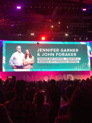 John Foraker Jen Garner